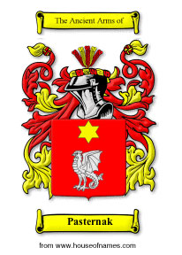 Pasternacki coat of arms